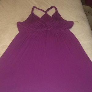 Stretchy Razorback Dress